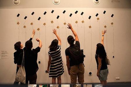 """""""Hidrofanias"""": la exposición que interactúa con los visitantes del MuVIM (Valencia)"""