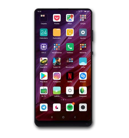 Xiaomi Mi Mix 2 Notif Absurda