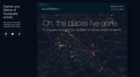 Viajando en el tiempo con Foursquare Time Machine. La imagen de la semana