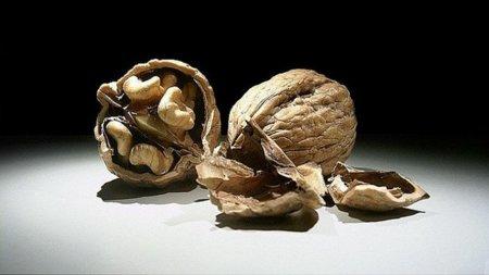 Contra el estrés, come algunas nueces