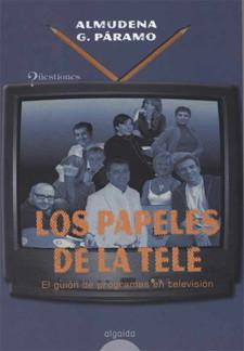 """Libro: """"Los papeles de la tele"""""""