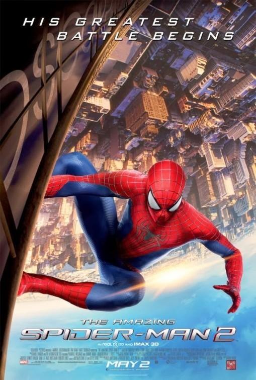 Foto de 'The Amazing Spider-Man 2: El poder de Electro', carteles (12/15)