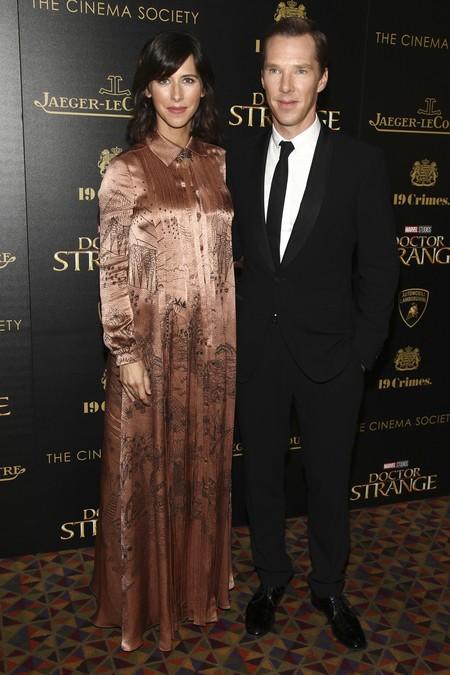 Benedict Cumberbatch para nosotros no solo es el Doctor Strange, sino un gentleman que viste muy bien