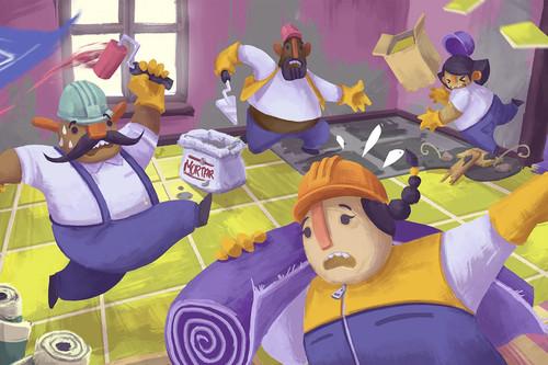 Análisis de Tools Up!: el cooperativo de sofá sobre reformas se queda lejos de lo mejor del género