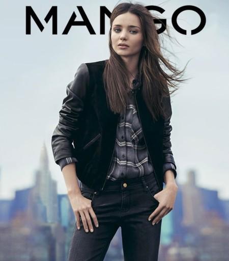 Catálogo Mango Otoño-Invierno 2013/2014: con Miranda Kerr la vida (y la ropa) me gusta más