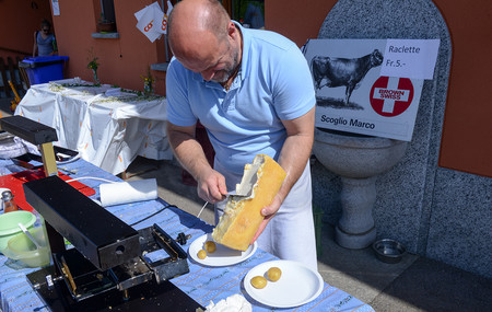 Raclette Feria