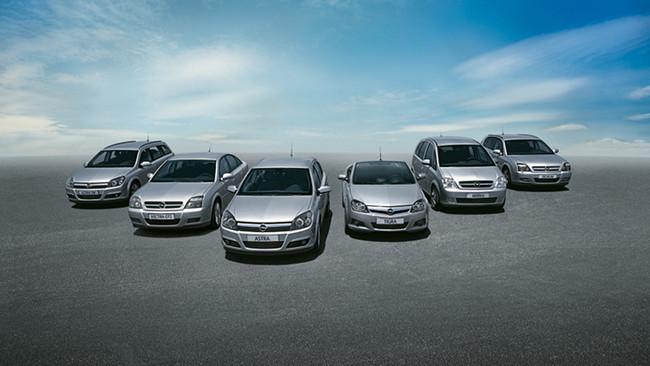 Gama Opel 2006