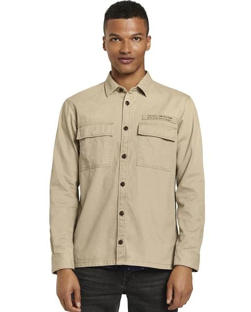 Camisa de hombre de manga larga de Tom Tailor