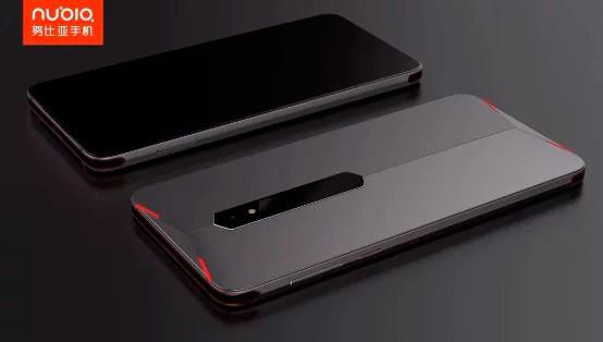 Nubia smartphone(teléfono inteligente) gaming