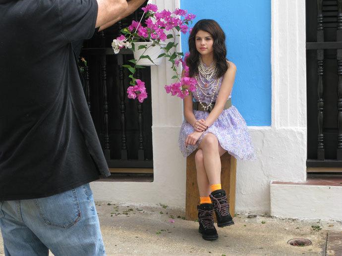 Foto de Las jóvenes vienen con fuerza: Selena Gómez en Teen Vogue (11/14)