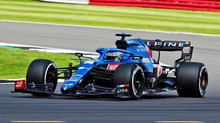 Alonso Silverstone F1 2021