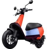 Gogoro VIVA, una moto eléctrica con batería intercambiable para sustituir las scooters de 50cc y 100cc