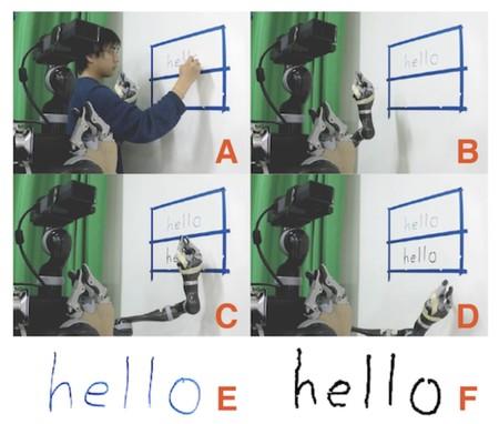 Robot Escritura 1