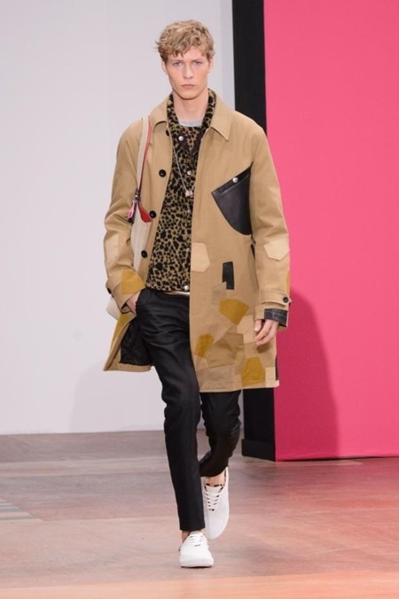 Coach Mens Spring Summer 2016 Lfw26