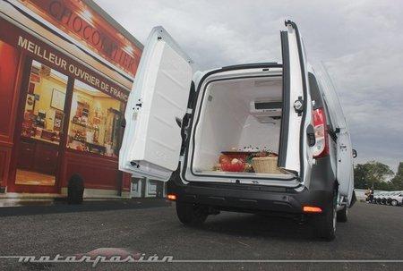 Dacia Dokker Van isotermo