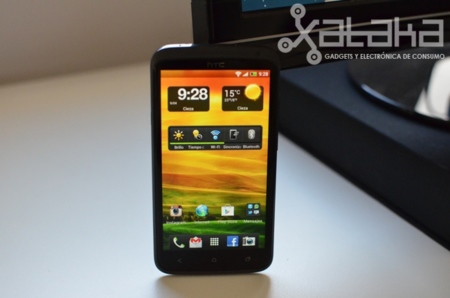 HTC One X opinión de Xataka