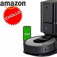 El robot aspirador que se vacía sólo está más barato todavía en los Roomba Days de Amazon: Roomba i7+ por 689 euros