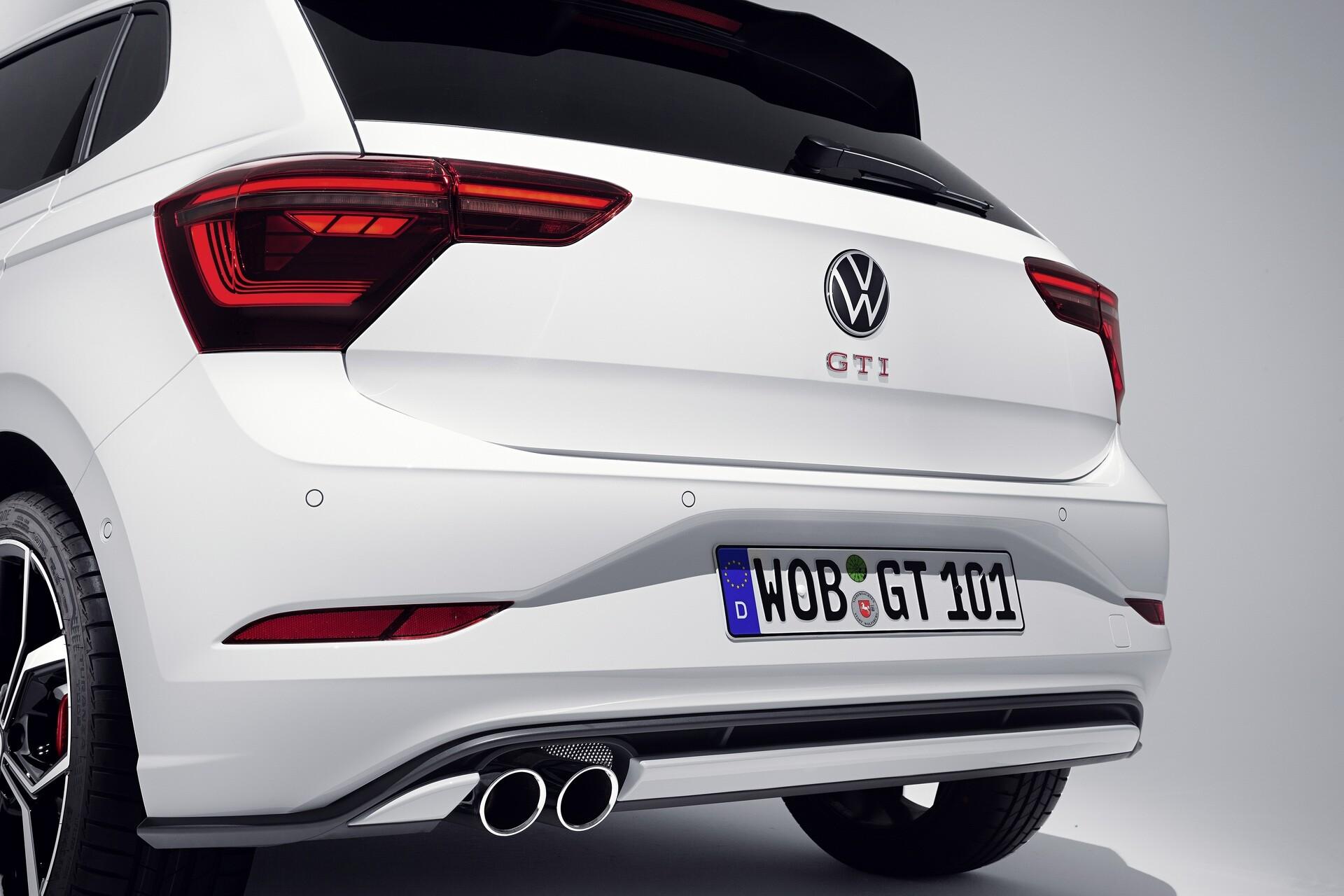 Foto de Volkswagen Polo GTI 2022 (8/17)