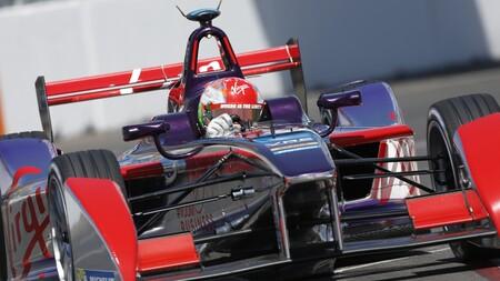Alguersuari Virgin Formula E 2015