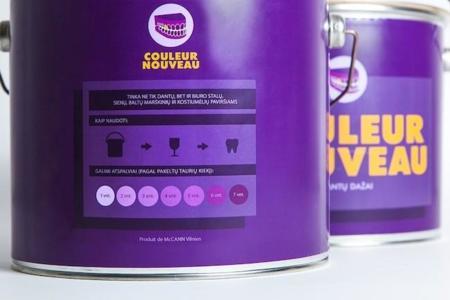 Packagings que te pueden confundir: eso de allí no es pintura, es vino