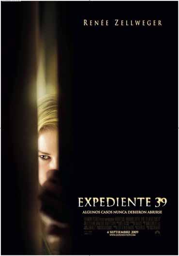 'Expediente 39', con Renée Zellweger, cartel y tráiler