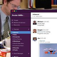 Recrean los 201 episodios de 'The Office' en Slack: una genialidad que puedes seguir en directo
