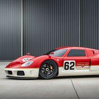 Esta maravilla de coche se llama Lotus Type 62-2, tiene 607 CV y es el sueño de Jenson Button hecho realidad