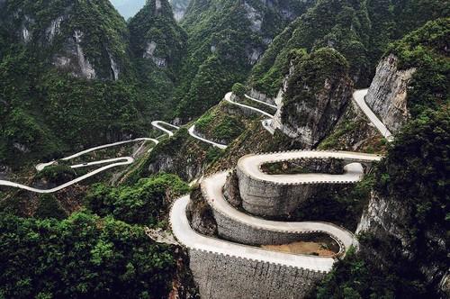 ¿Te atreves a ir de ruta por las 9 carreteras más peligrosas del mundo? Un descuido y no lo cuentas