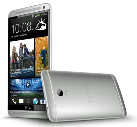 HTC One Max en una nueva recreación