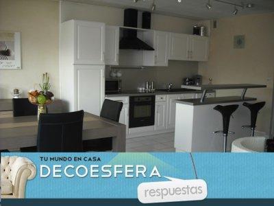 Muebles de cocina, ¿con o sin tiradores? La pregunta de la semana