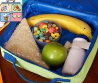 Planea desayunos sanos para llevar al colegio