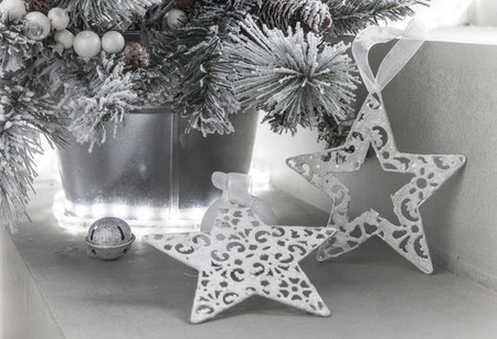 ¿Sueñas con unas navidades blancas? Vívelas en tu hogar con la decoración