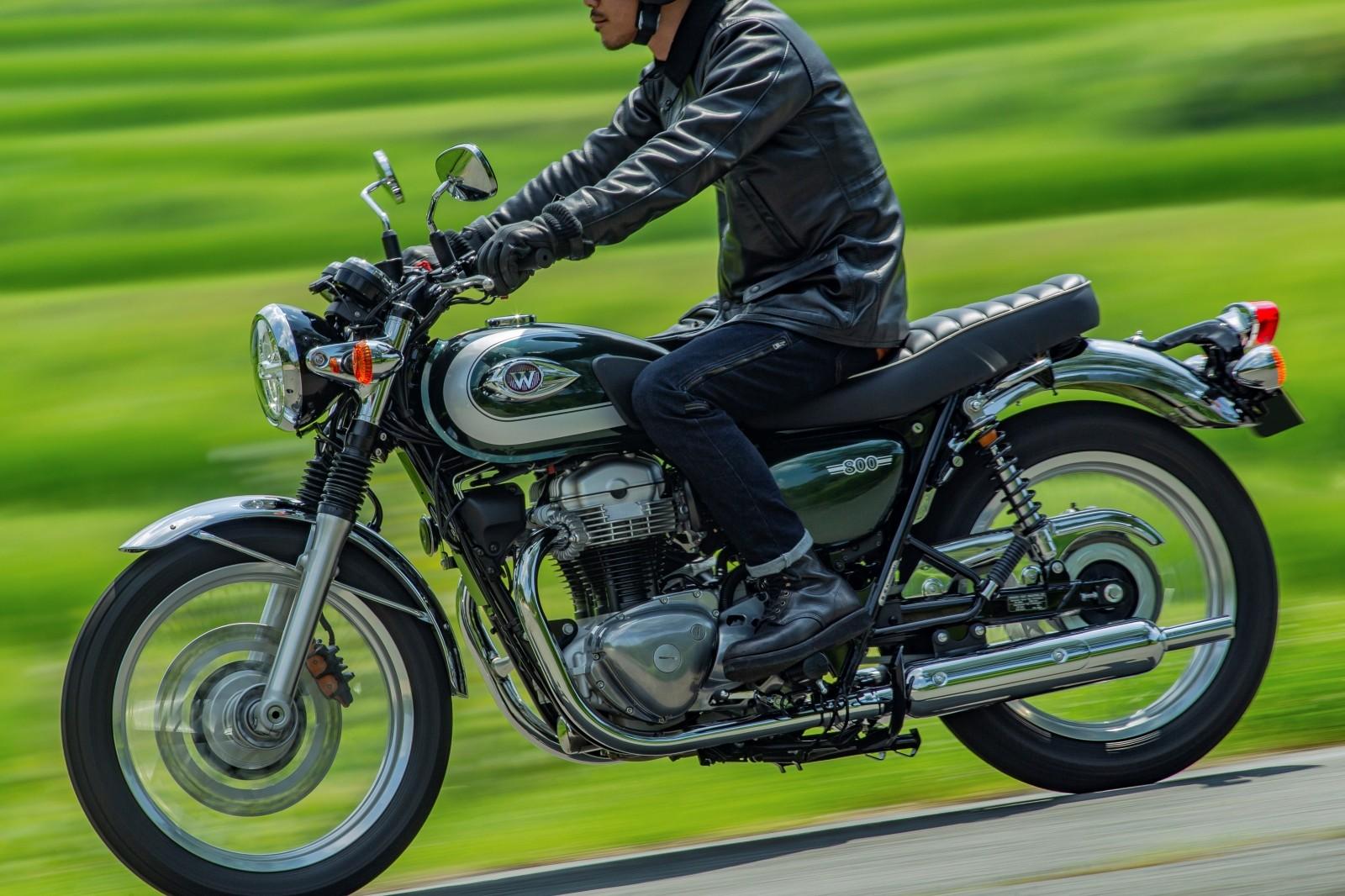 Foto de Kawasaki W800 2020 (8/48)