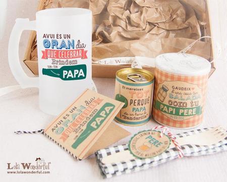 Pack Piscolabis Dia Del Padre Lola Wonderful 09