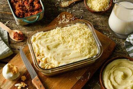 Pastel De Patata Y Carne Picada Con Tres Ingredientes Secretos 3