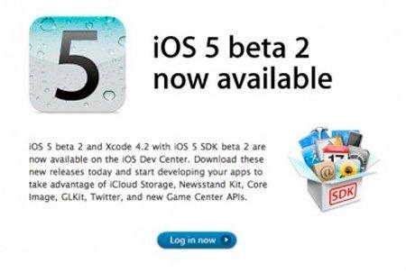 iOS 5 Beta 2 para iPhone, lo que trae de nuevo