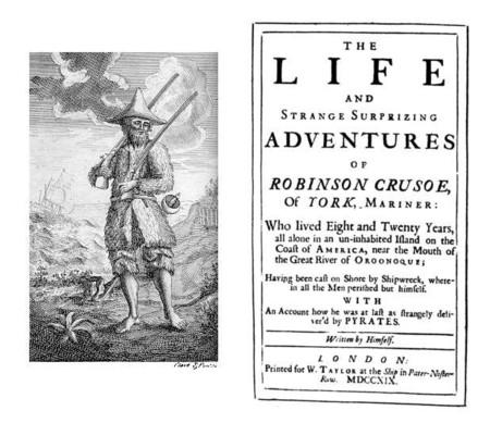 El verdadero Robinson Crusoe, y la isla más literaria del mundo