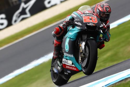 Fabio Quartararo tiene una cita con la historia de MotoGP en Malasia