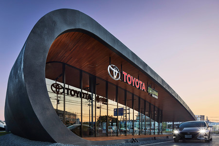 Concesionario Toyota Osaka