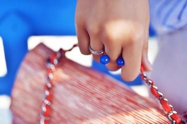Atención buscadoras de tendencias: los anillos abiertos son lo más