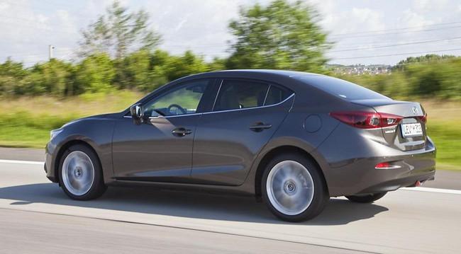 Mazda3 Sport Sedán
