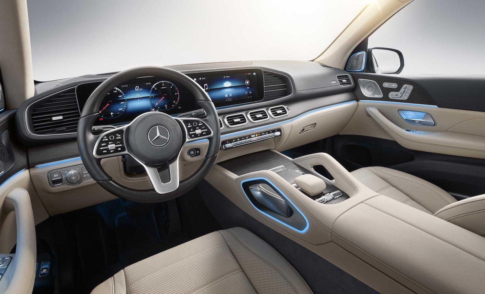 Foto de Mercedes-Benz GLS 2019 (65/68)