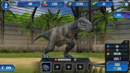 Jurassic World Ipad Compras