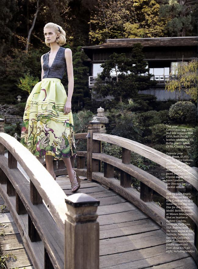 Foto de Prada y mil veces Prada: estilismos en las revistas (4/6)