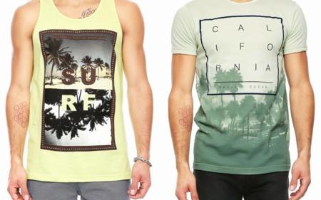 Camisetas Print Primavera Verano Lob Trendencias Hombre 3
