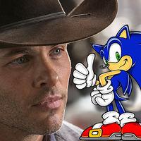 'Sonic' ya tiene protagonista: James Marsden pasa de cowboy en 'Westworld' a compañero de aventuras del erizo de Sega