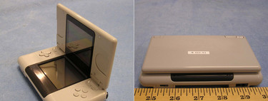 ¿Cuánto te gustó el diseño de Nintendo DS? Pues este era su aspecto original