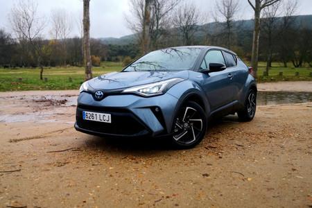 El restyling del Toyota C-HR 180H nos deja grandes sensaciones