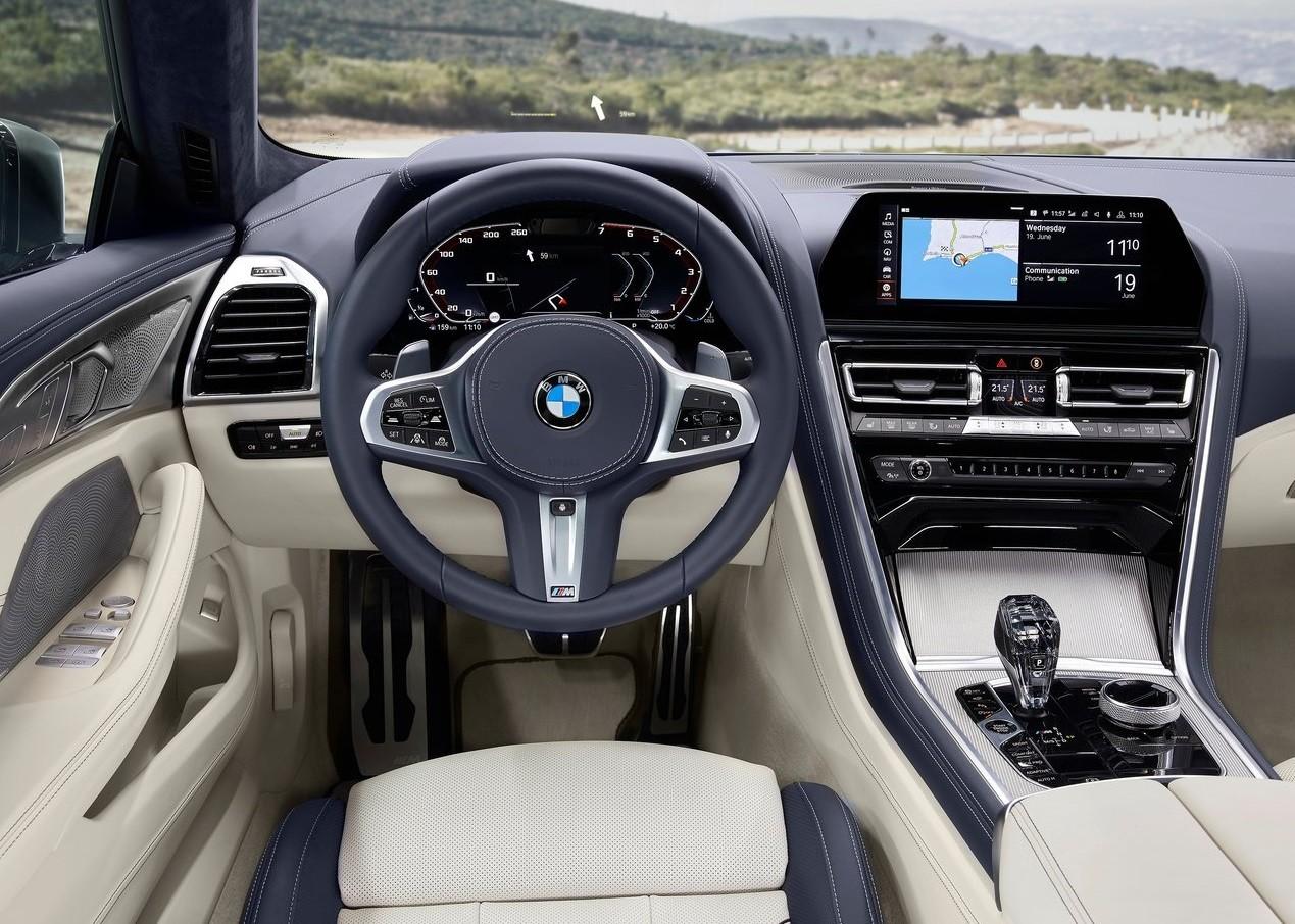 BMW Serie 8 gran coupé 2020