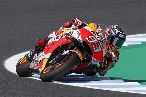 Marc Márquez arriesga en Japón para ganar su séptimo título mundial de motociclismo